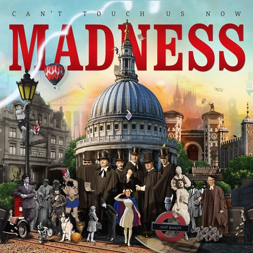 Madness - Can't Touch Us Now [LP]