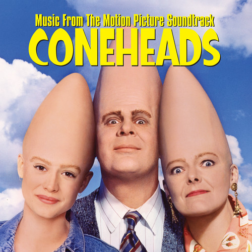 Various Artists - Coneheads (Music From The Motion Picture Soundtrack) [LP]