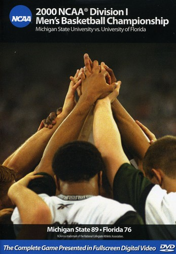 2000 NCAA Championship Michigan Vs. Florida