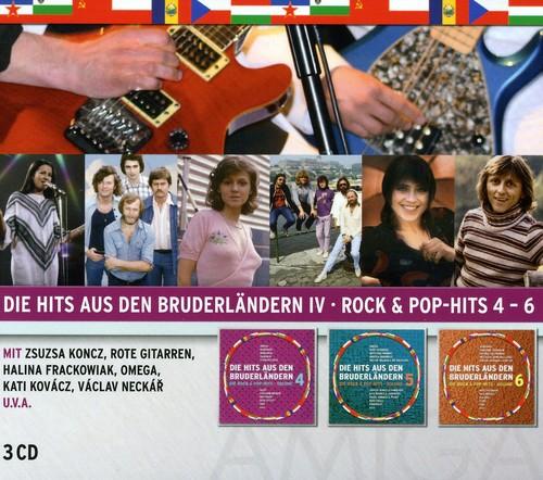 Hits Aus Den Bruderlandern 4 /  Various [Import]