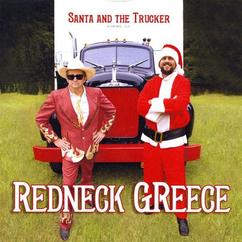 Santa & the Trucker