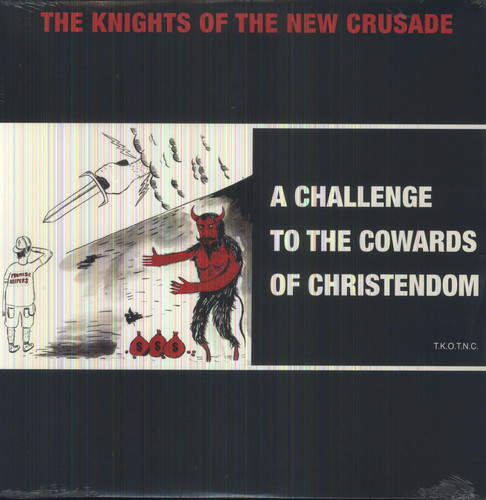 A Challenge To The Coward Of Christendom