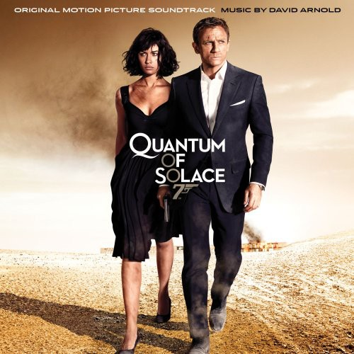 Quantum of Solace (Original Soundtrack)