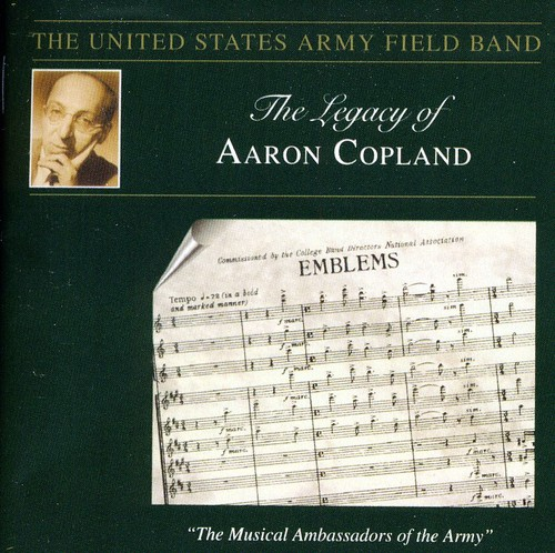 Legacy of Aaron Copland: Emblems