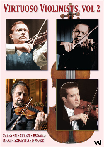 Virtuoso Violinists 2
