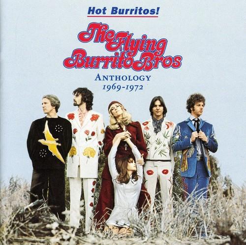 The Flying Burrito Brothers - Anthology 1969-72