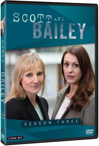 Scott and Bailey: Season Three