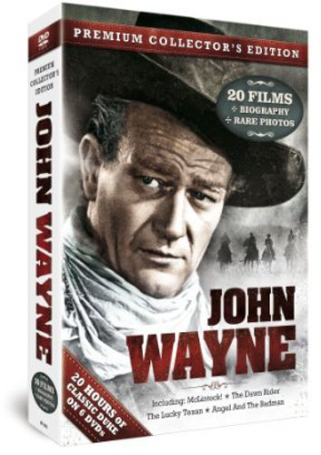John Wayne: Premium Collectors Edition