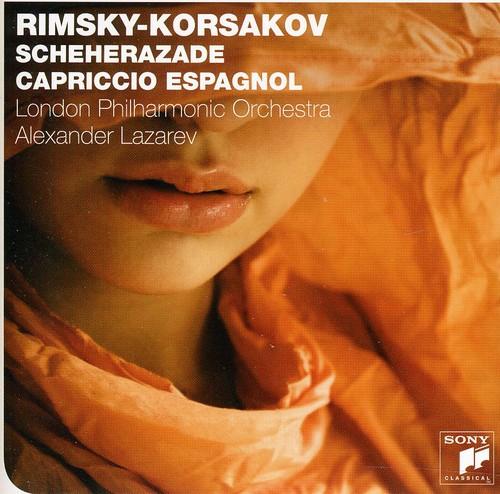 Rimsky-Korsakov / Alexander Lazarev - Rimsky-Korsakov: Scheherezade