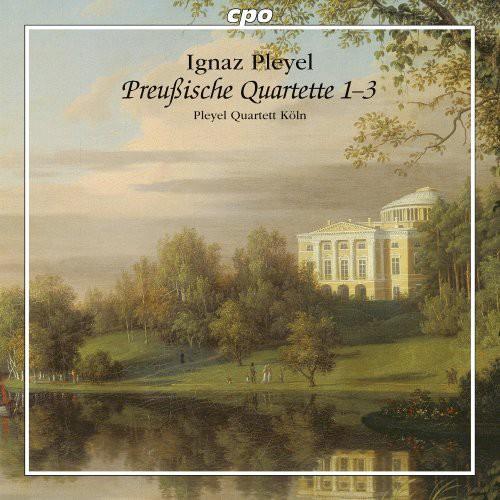 Prussian Quartets 1-3