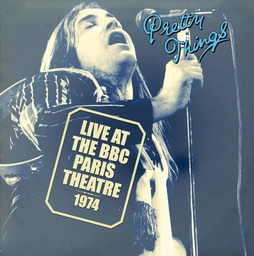The Pretty Things - Live At The Bbc Paris (Blue) (Colv) (Ogv) (Ger)