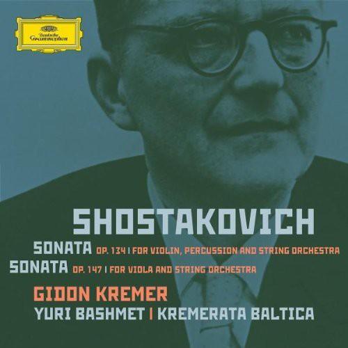Shostakovich: Violin & Viola Sonatas