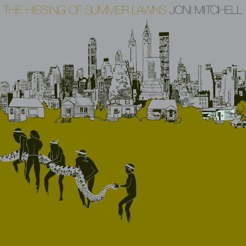 Joni Mitchell - Hissing Of Summer Lawns [180 Gram]