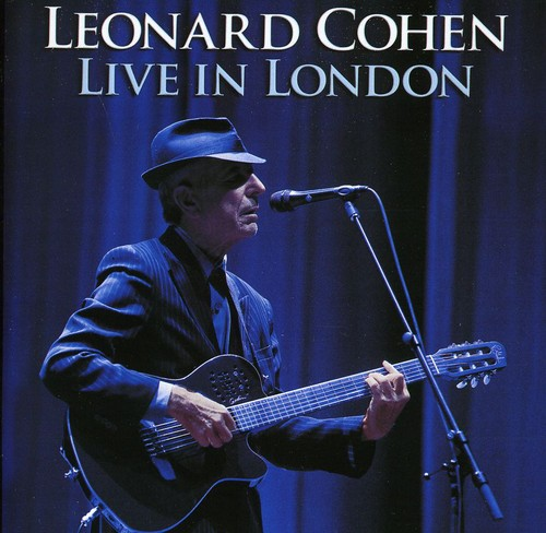 Leonard Cohen - Live In London [Import]