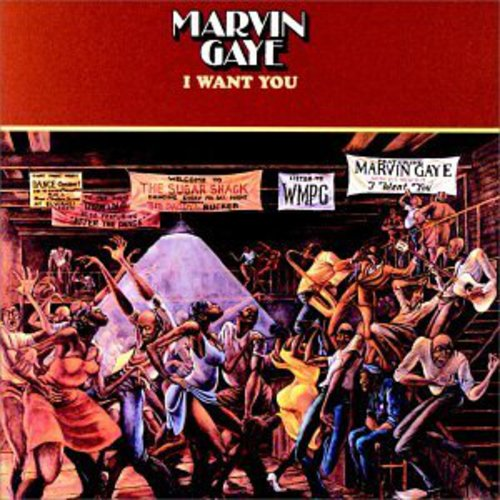 Marvin Gaye - I Want You (remastered)