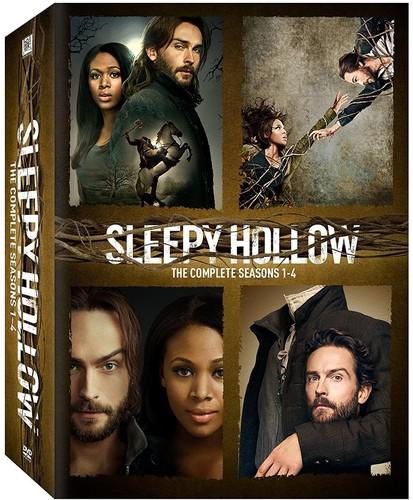 Sleepy Hollow: The Complete Seasons 1-4