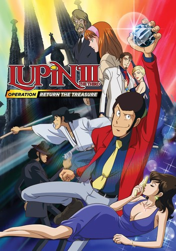 Lupin the 3rd: Operation Return the Treasure
