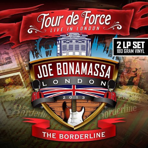 Joe Bonamassa - Tour De Force: Live In London - The Borderline [Vinyl Import]
