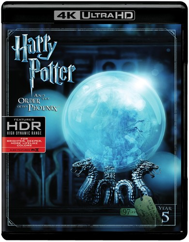 Harry Potter and the Order of the Phoenix [4K Ultra HD Blu-ray] [UltraViolet]