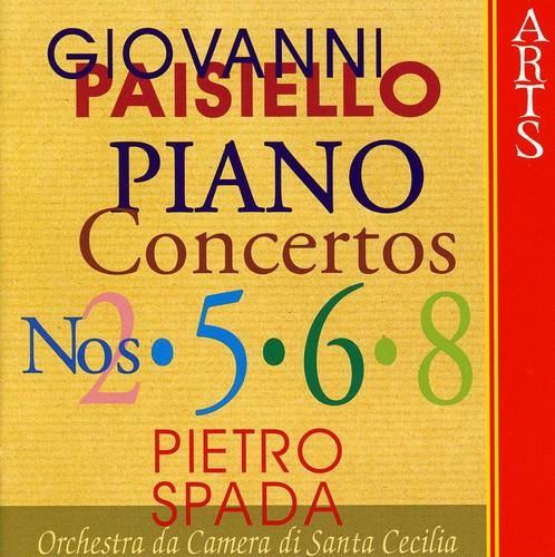 Piano Concertos 2 5 6 & 8