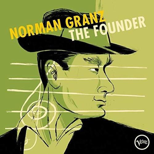 Norman Granz The Founder / Various Box - Norman Granz: The Founder / Various (Box)