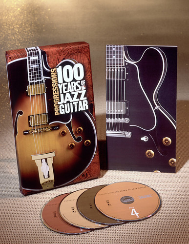 Progressions: 100 Years of Jazz Guitars /  Various
