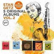 5 Original Albums, Vol. 2  by Stan Getz , Stan Getz