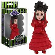FUNKO ROCK CANDY: Horror - Lydia Deetz (Red Wedding Dress)