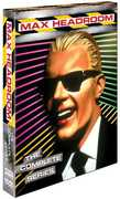Max Headroom: The Complete Series , Matt Frewer