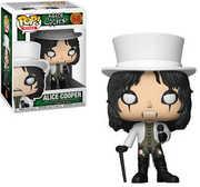 FUNKO POP! ROCKS: Alice Cooper