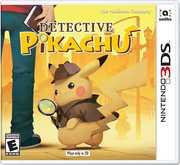 Detective Pikachu for Nintendo 3DS