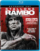 Rambo (Extended Edition) , Sylvester Stallone