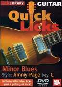 Quick Licks: Jimmy Page Minor Blues - Key C , Danny Gill