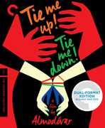 Tie Me Up Tie Me Down (Criterion Collection) , Victoria Abril