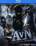 Alien Vs Ninja , Ben Hiura