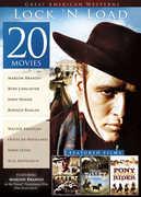 20-Film Great American Westerns: Lock 'N Load , Burt Lancaster