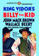 Billy the Kid , Johnny Mack Brown