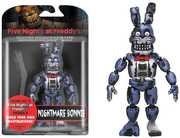 FUNKO ARTICULATED ACTION FIGURE: Five Nights At Freddy's - Nightmare Bonnie