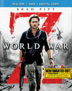 World War Z , Brad Pitt