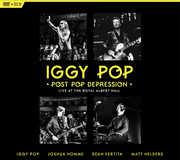 Post Pop Depression Live At The Royal Albert Hall , Iggy Pop