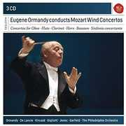 Eugene Ormandy conducts Mozart Wind Concertos