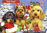 Worlds Smallest Puzzle Yule Pups