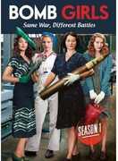 BOMB GIRLS: Same War, Different Battles - Season 1 , Meg Tilly