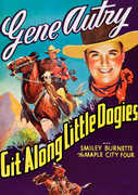 Git Along Little Dogies , Gene Autry