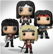 Motley Crue Funko Collection