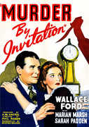 Murder By Invitation , Wallace Ford
