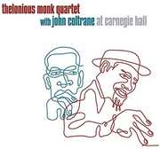 Thelonious Monk Quartet at Carnegie Hall