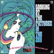 Looking At The Pictures In The Sky: British Psychedelic Sounds of 1968/  Various [Import]