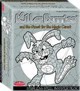 Killer Bunnies: Quest for theMagic Carrot - Stainless Steel BoosterDeck