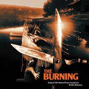 The Burning (Original Soundtrack) , Rick Wakeman